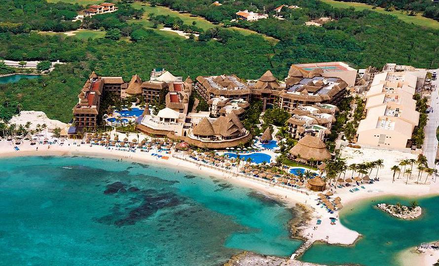 yucatan resort: